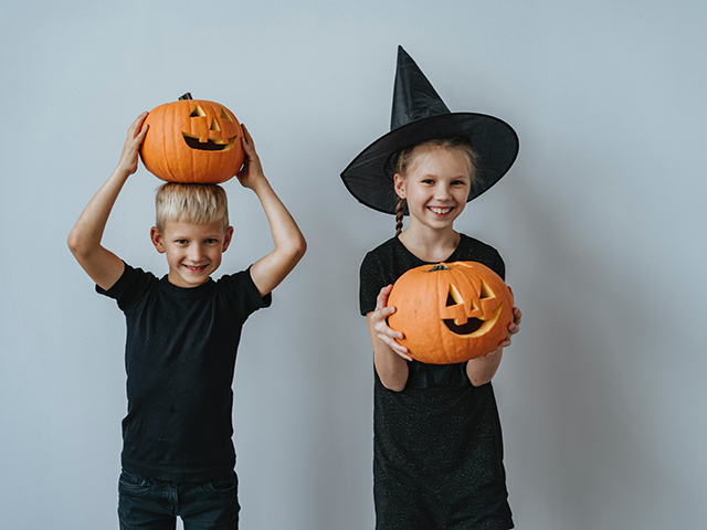 Trick or Treat Social Distancing Ideas