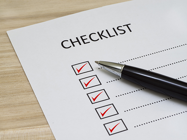 End of the Year Health Insurance Checklist by ARC Benefit Solutions